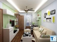 Ngắm căn hộ 60m2 'đẹp từng centimet' nhà Anh Hiển chung cư Tây Mỗ