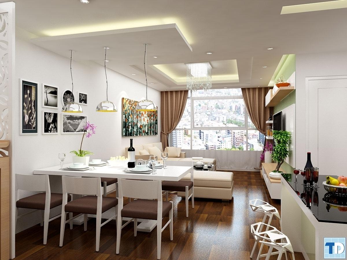 Nội thất đẹp cho nhà chung cư