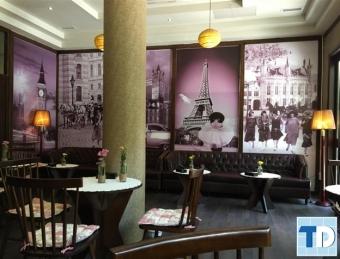 Ngắm nhìn các mẫu thiết kế quán cafe đẹp phong cách hiện đại