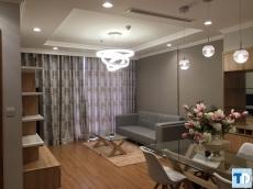 Thi công nội thất căn hộ chung cư N1012 VinHomes Nguyễn Chí Thanh