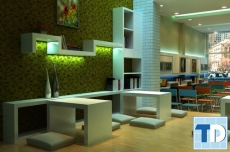 Những quán cafe hẹn hò lãng mạn ấn tượng nhất Hà Nội