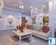 Các mẫu thiết kế nội thất tân cổ điển Royal City cực đẳng cấp