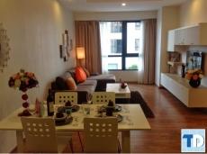 Ngắm nhìn mẫu thiết kế nội thất căn hộ chung cư 60m2 Times City