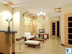 Sang trọng, tinh tế trong thiết kế nội thất nhà đẹp đẳng cấp mọi thời đại