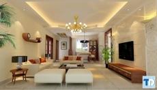 Chung cư cao cấp, sang trọng trong thiết kế nội thất căn hộ 75m2