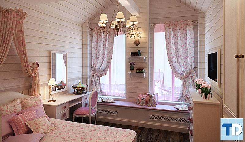 Phòng ngủ con nhỏ