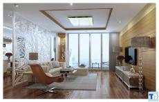 Ngẩn ngơ ngắm những mẫu thiết kế nội thất phòng khách đẹp hiện đại