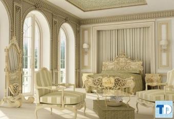 Mẫu thiết tế nội thất phong cách tân cổ điển sang trọng và quý phái
