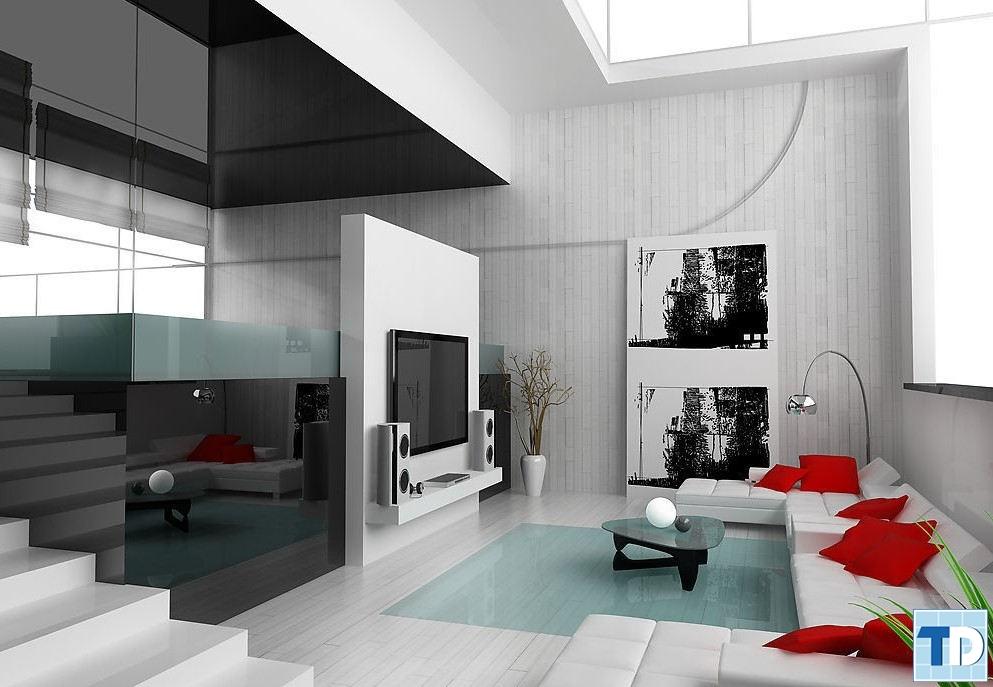 Nội thất phòng khách đẹp tại hà nội