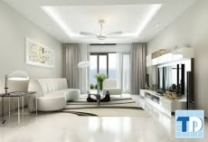 Sang trọng tinh tế trong đường nét thiết kế nội thất chung cư 40m2