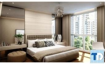 Mẫu thiết kế nội thất chung cư Đại Thanh đẳng cấp cuộc sống tiện nghi