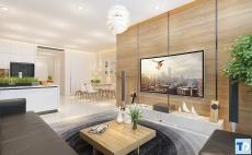 Đẳng cấp cho cuộc sống tiện nghi - thiết kế nội thất chung cư Ecopark