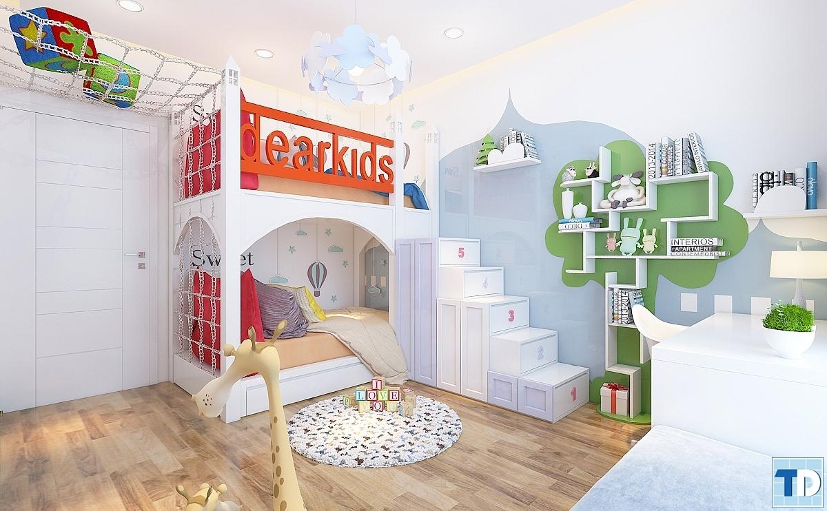 Phòng trẻ nhỏ