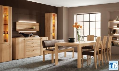 Phòng bếp nội thất gỗ