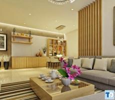 Sang trọng, đẳng cấp với thiết kế nội thất chung cư Golden Land