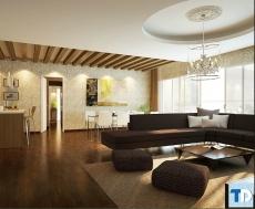 Đẳng cấp cùng thiết kế nội thất chung cư green stars