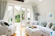 Chiêm ngưỡng thiết kế nội thất chung cư hh Linh Đàm hiện đại