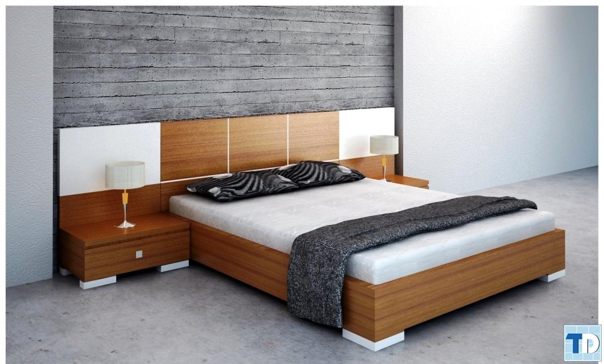 Nội thất phòng ngủ quyến rũ nhẹ nhàng