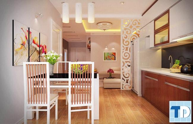 Thiết kế chung cư Nam Đô đẹp ấn tượng