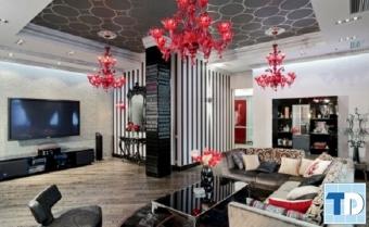 Ý tưởng độc đáo trong thiết kế phòng khách tân cổ điển đẹp