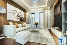Mẫu nội thất cao cấp trong thiết kế nội thất chung cư times city