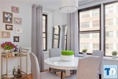 Thiết kế nội thất chung cư kim văn kim lũ nhỏ đẹp sang trọng