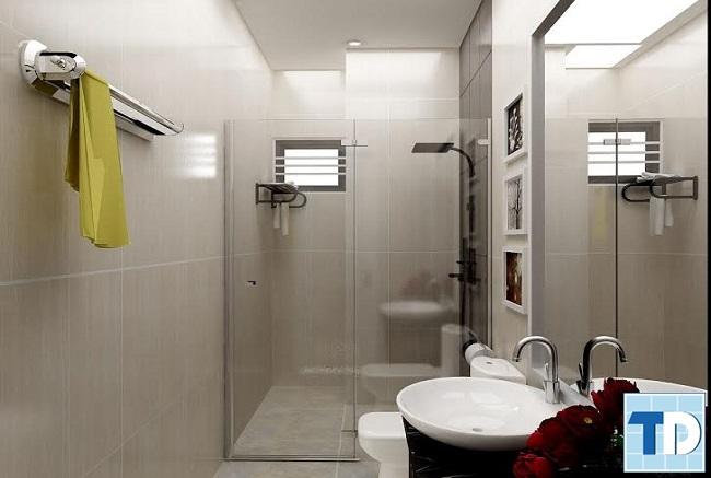 Các thiết bị phòng tắm cao cấp tiện nghi