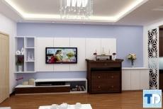 Thiết kế nội thất chung cư văn phú Victoria không gian sống hoàn mỹ
