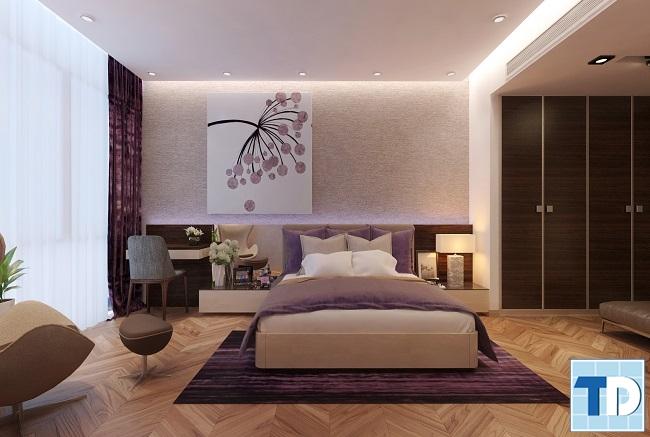 Mẫu nội thất phòng ngủ đẹp