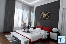 Đẹp lung linh với phong cách thiết kế nội thất phòng ngủ giá rẻ