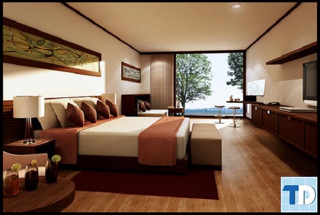 Mẫu nội thất phòng ngủ giá rẻ