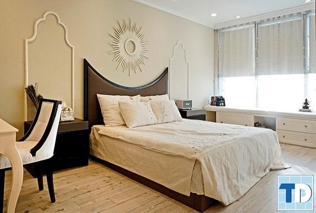 Phòng ngủ tân cổ điển nội thất tinh tế