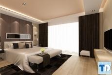 Ấn tượng với những thiết kế nội thất phòng ngủ hiện đại