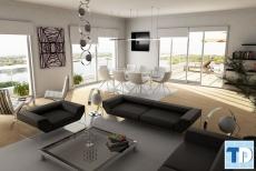 Nội thất nhà đẹp mẫu phòng bếp đơn giản hiện đại không gian sống lý tưởng