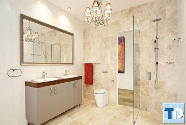 Các thiết bị nội thất phòng tắm cao cấp
