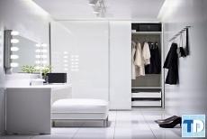 Một số gợi ý thiết kế nội thất phòng tắm hiện đại và ấn tượng