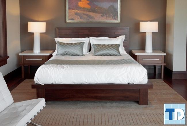 Phòng ngủ con trai thứ 2 đơn giản hơn