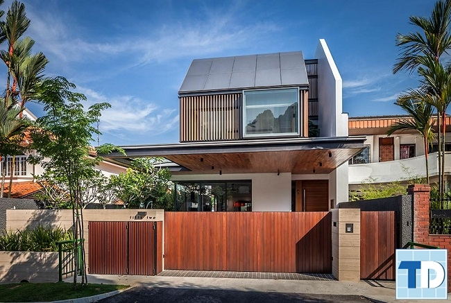 Kiến trúc nhà và các không gian nhà đẹp