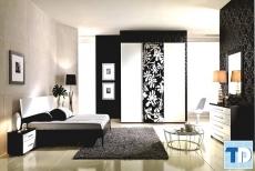 Các mẫu thiết kế nội thất phòng ngủ đẹp hiện đại sang trọng