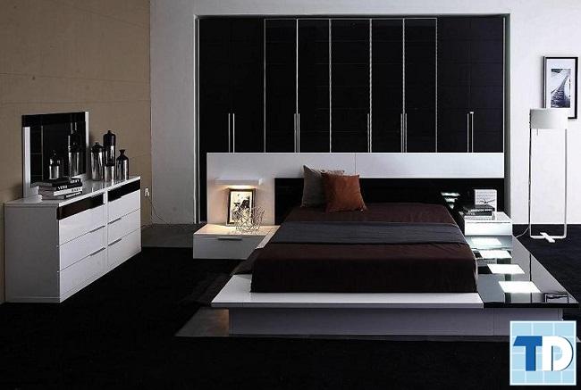 Phòng ngủ hiện đại, lịch lãm