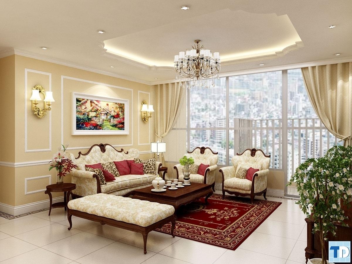 Nhà Anh Hằng phòng B1202 Khu chung cư cao cấp Thăng Long Number One