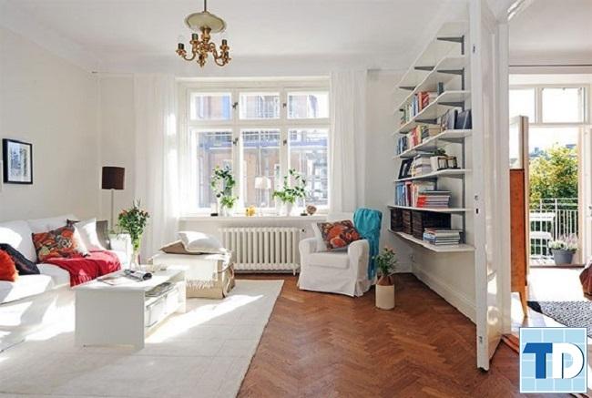 Mẫu nội thất nhà nhỏ đẹp