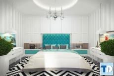 Bí quyết thiết kế nội thất phòng ngủ nhỏ đẹp 5m2