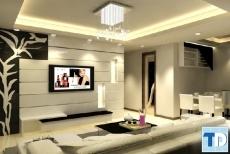Thiết kế nội thất căn hộ mẫu chung cư Imperia Garden