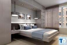 Cách thiết kế nội thất phòng ngủ nhỏ 10m2 tuyệt đẹp