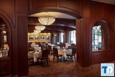 Say đắm cùng không gian mẫu nội thất nhà hàng tân cổ điển hiện đại