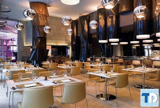 Nhà hàng tân cổ điển hiện đại