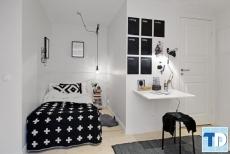 Một vài gợi ý thiết kế nội thất phòng ngủ nhỏ đẹp 9m2