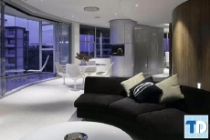 Thiết kế nội thất căn hộ chung cư Mễ Trì Plaza phòng ngủ nhỏ đẹp hiện đại
