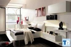 Tư vấn các mẫu thiết kế nội thất phòng ngủ nhỏ đẹp tiện nghi